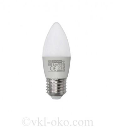 Светодиодная лампа свеча ULTRA-6 6W Е27