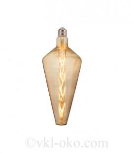Лампа Filament PARADOX Amber 8W E27