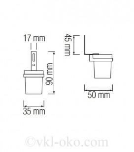 Датчик освещенности - фотоэлемент FLASH (сумеречное реле)
