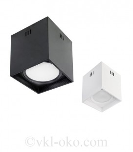 Накладной светодиодный светильник SANDRA-SQ10/XL 10W