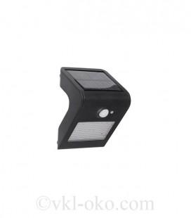 Светильник фасадный на солнечной батарее SIRIUS-1 1W