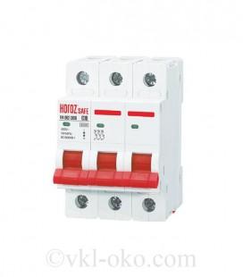 Автоматический выключатель SAFE 16А 3P C