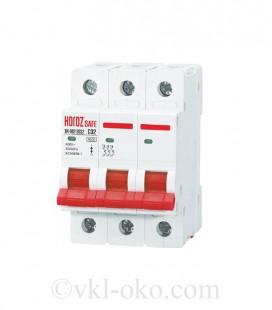 Автоматический выключатель SAFE 32А 3P C