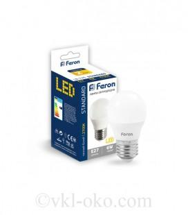 Светодиодная лампа Standard LB-745 6W E27