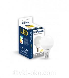 Светодиодная лампа Standard LB-745 6W E14