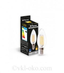 Светодиодная лампа Filament LB-58 4W E14