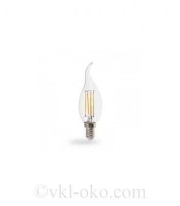 Светодиодная лампа Filament LB-59 4W E14