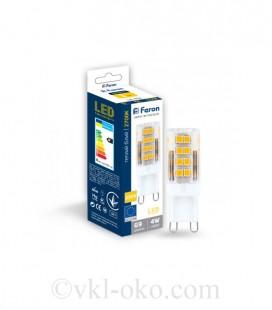 Светодиодная лампа LB-432 4W G9