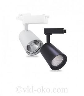 Трековый светодиодный светильник Feron AL100 12W