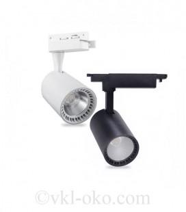Трековый светодиодный светильник Feron AL102 12W