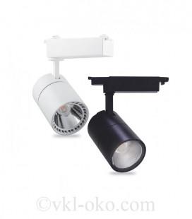 Трековый светодиодный светильник Feron AL103 20W