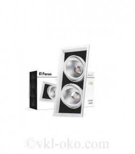 Светодиодный светильник Feron AL212 2x30W