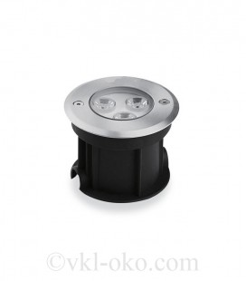 Светодиодный тротуарный светильник Feron SP4111 3W