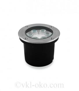 Светодиодный тротуарный светильник Feron SP4112 6W