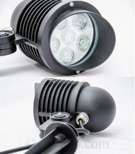 Светодиодный грунтовой светильник Feron SP4122 6W