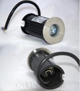 Светодиодный светильник для бассейнов и фонтанов Feron SP2812 1W