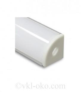 Профиль накладной для светодиодной ленты Feron CAB280