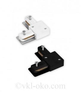 Соединение трекового шинопровода угловое Feron LD1101