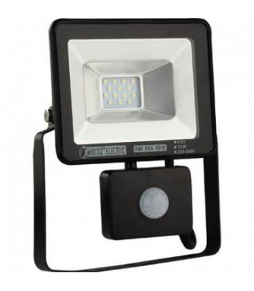 """Прожектор светодиодный LED HOROZ с датчиком движения PUMA/S-10"""" 10W 6400К (Холодный свет)"""