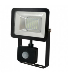 Прожектор светодиодный LED с датчиком движения PUMA/S-20 20W 6400К (Холодный свет)