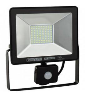 Прожектор светодиодный LED с датчиком движения PUMA/S-30 30W 6400К (Холодный свет)