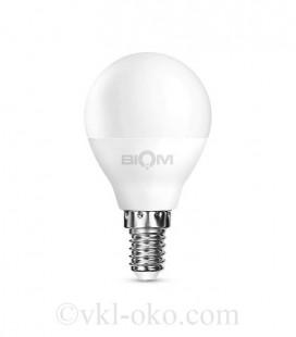 Светодиодная лампа Biom BT-565 6W E14