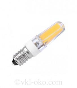 Светодиодная лампа Biom 2508 5W E14 silicon