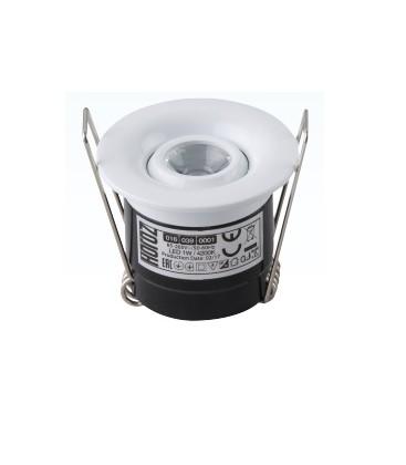 Светильник точечный LED Horoz SILVIA 1W