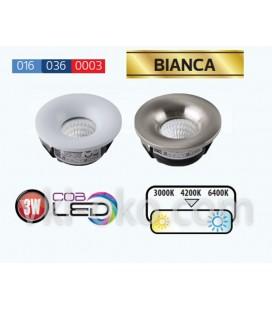 Светильник точечный врезной LED Horoz BIANCA 3W