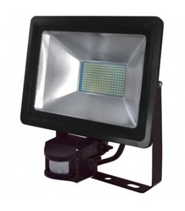 """Прожектор светодиодный LED HOROZ с датчиком движения PUMA/S-50"""" 50W 6400К (Холодный свет)"""