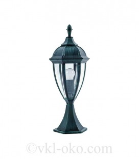 Светильник парковый Lusterlicht California I 1354S