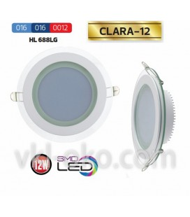 Светильник потолочный  LED Horoz CLARA-12 W HL 688 LG