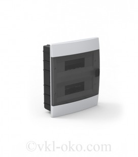 Щит встраиваемый 16 модулей BOX-R/16