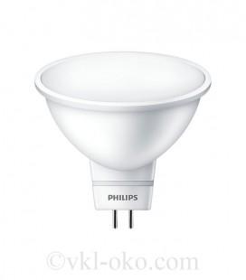 Светодиодная лампа Philips ESS LED MR16 5W 120D