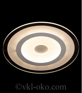 Люстра светодиодная SC-8407/500 WH 37W*2 DIMMER