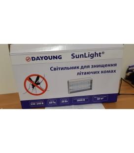 Уничтожители насекомых на 60 м² Sunlight 30Вт
