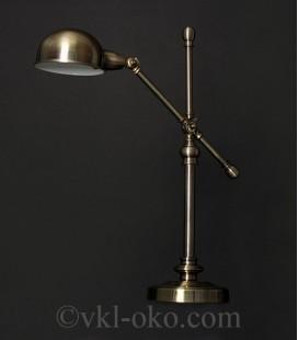 Настольная декоративная лампа ST-2515 BRASS E27