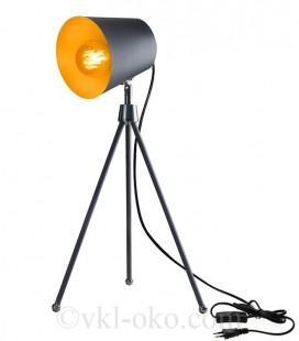 Настольная декоративная лампа SWT-2038 GN E27 зеленая