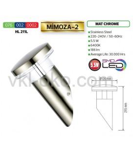 Светильник уличный LED садово-парковый Horoz MIMOZA-2 5.5W