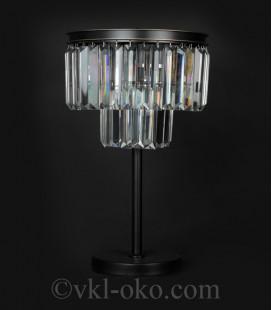 Настольная декоративная лампа SD-8609/4A MBK+GD