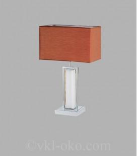 Настольная декоративная лампа SA-1010/1T CH+ Shade