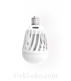 Антимоскитная светодиодная лампочка Noveen IKN803 LED на 40 м²